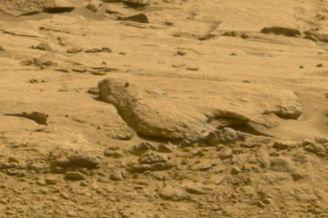 Марсианские иллюзии и земные заблуждения - 1