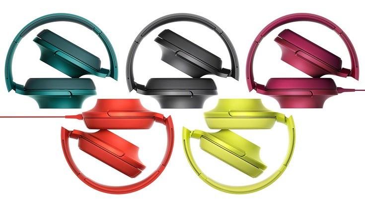 Sony оценила наушники H.ear On в $200