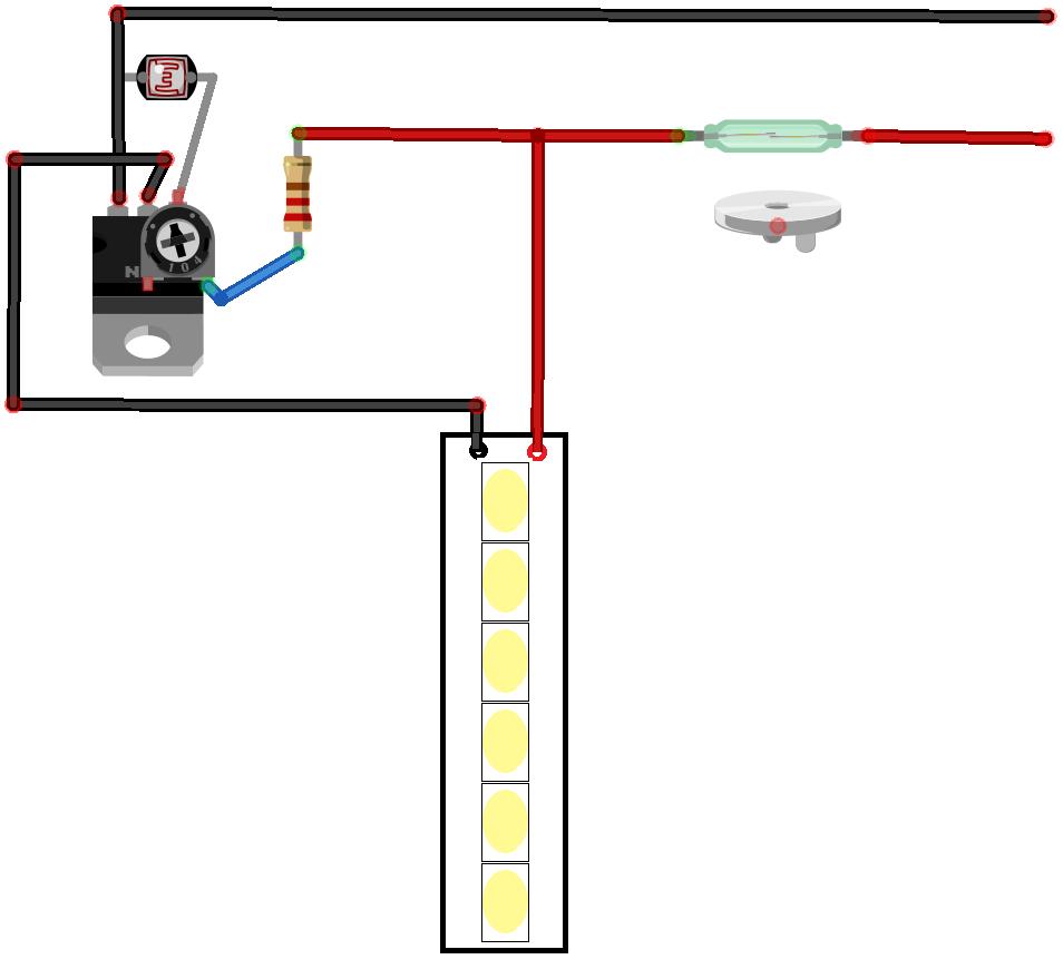 Подсветка клавиатуры с автоматическим включением, но без «мозгов» - 2