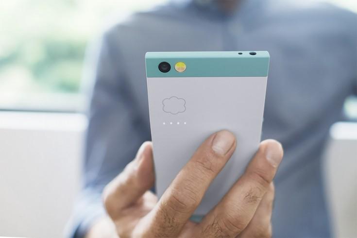 Смартфон Nextbit Robin будет тесно привязан к «облаку»