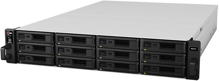 Новые хранилища семейства Synology RackStation уже доступны для заказа