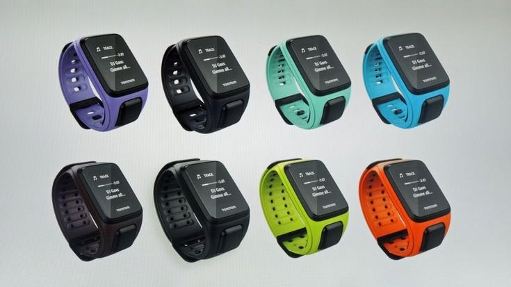 Трекер активности TomTom Spark будет доступен в шести модификациях