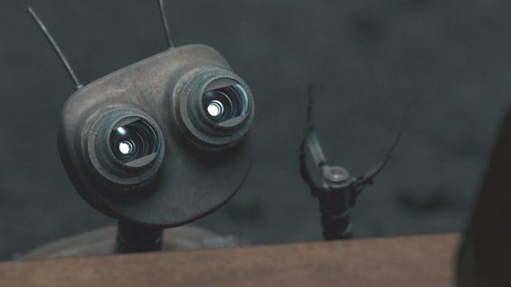 Wire Cutters: анимационный фильм про роботов, не поделивших кристаллы - 1