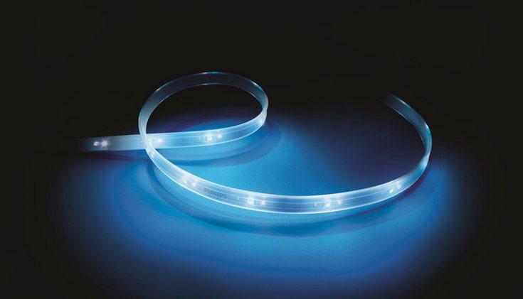 Philips представила источники света Hue LightStrips Plus