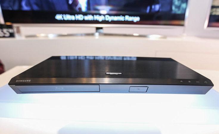 В Samsung обещают, что проигрыватель Ultra HD Blu-ray будет стоить не больше $500