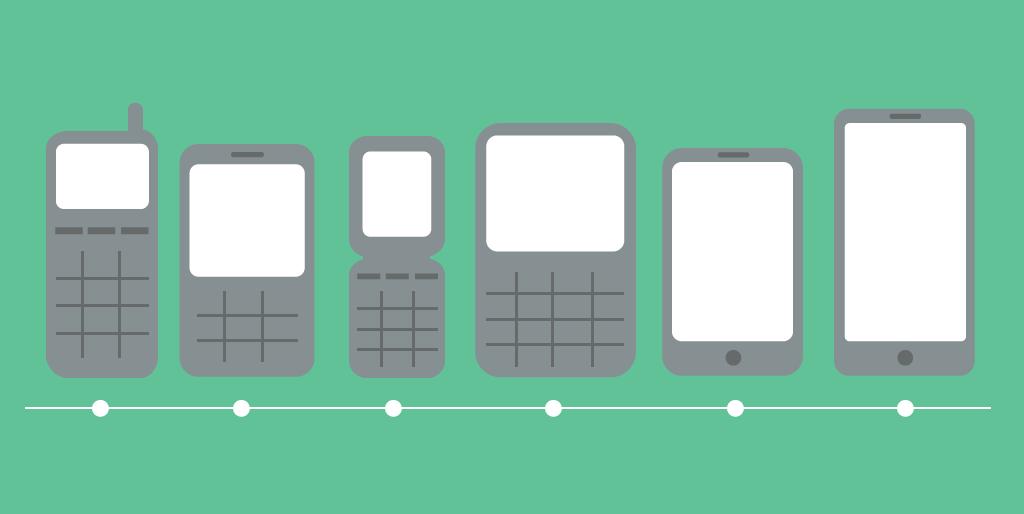 10 интересных трендов в дизайне мобильных приложений - 2