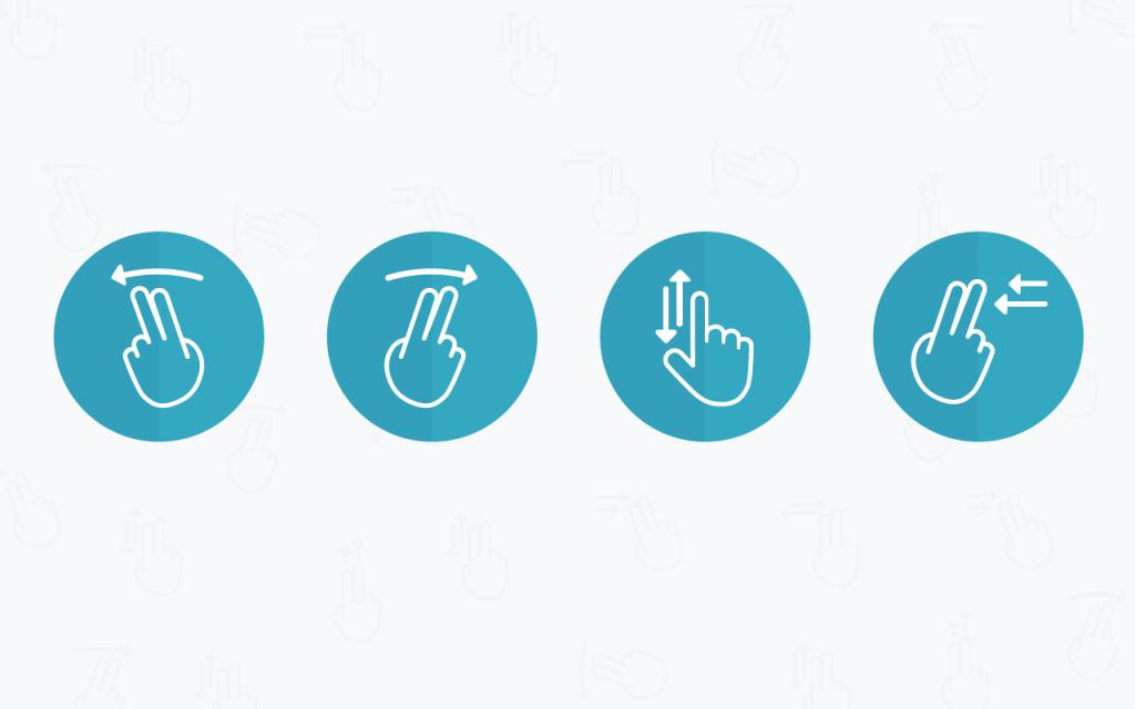 10 интересных трендов в дизайне мобильных приложений - 3
