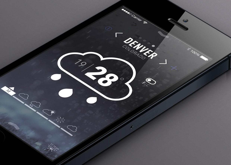 10 интересных трендов в дизайне мобильных приложений - 9