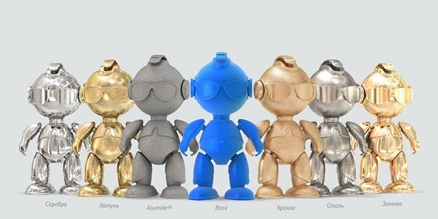 3D-печать открывает новую эру в истории игрушек - 3