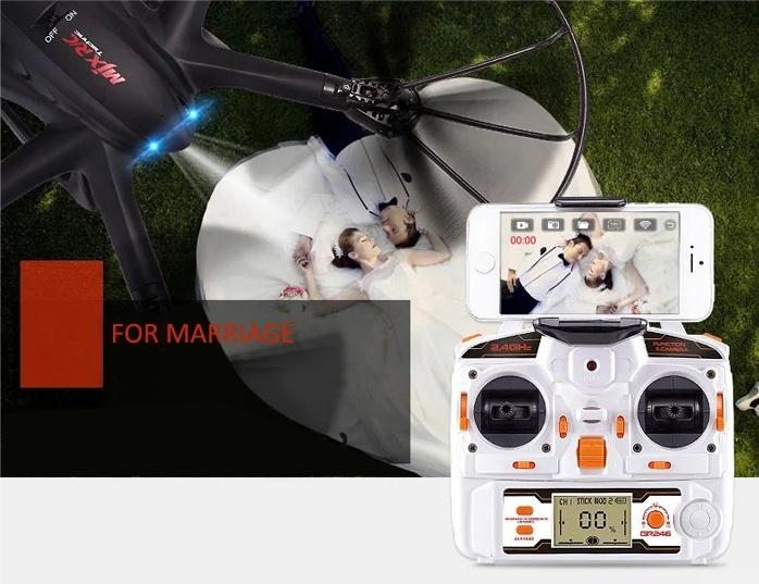 MJX X600 — первый бюджетный уличный гексакоптер с функцией возвращения без GPS - 7