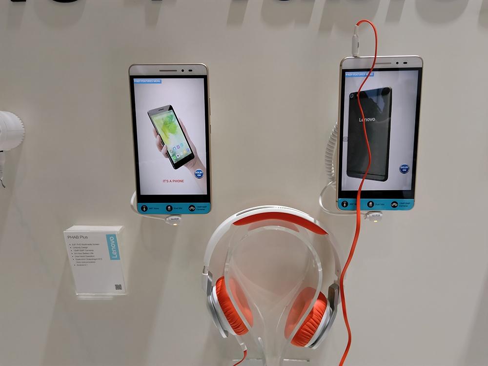 PHAB Plus на IFA 2015: первый взгляд на первый фаблет Lenovo - 11