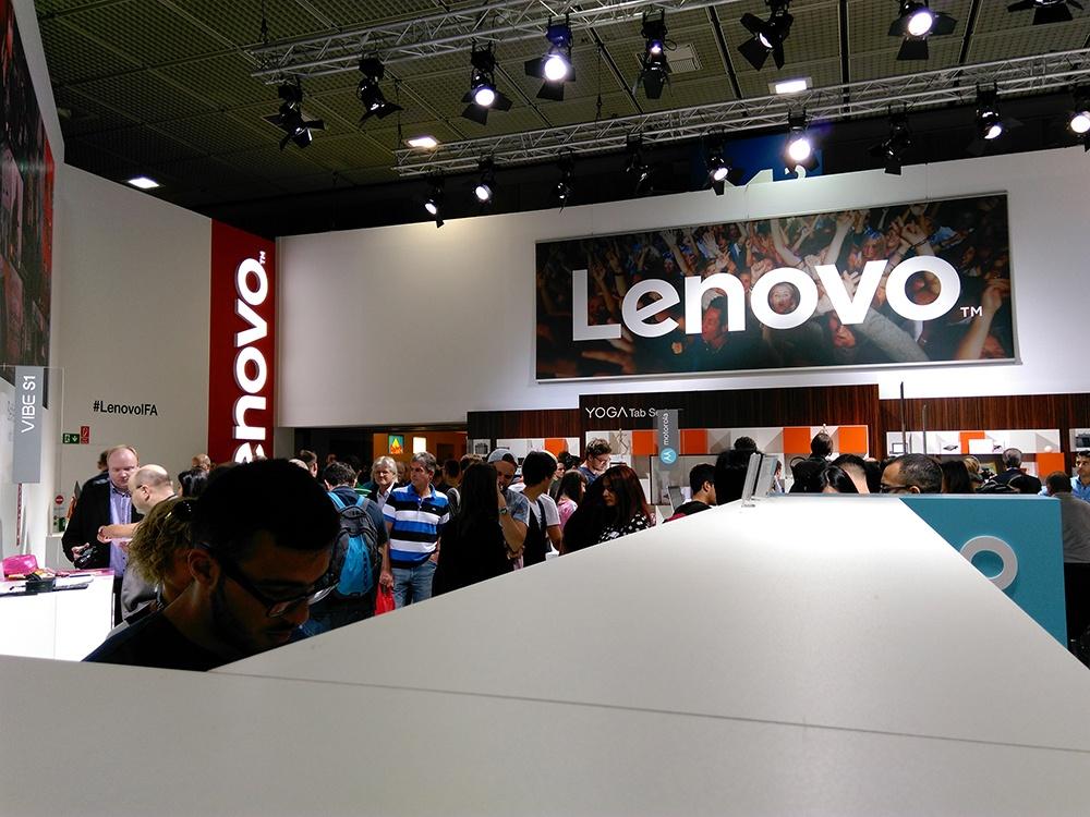 PHAB Plus на IFA 2015: первый взгляд на первый фаблет Lenovo - 12