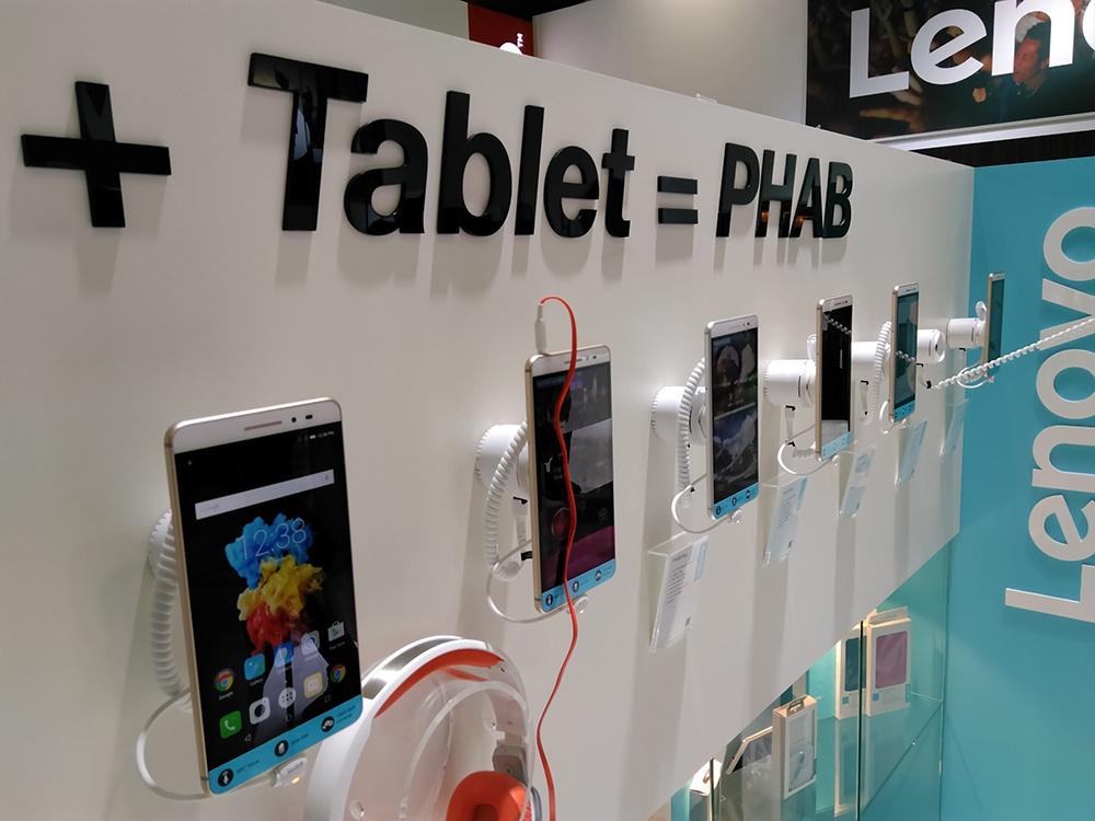 PHAB Plus на IFA 2015: первый взгляд на первый фаблет Lenovo - 14