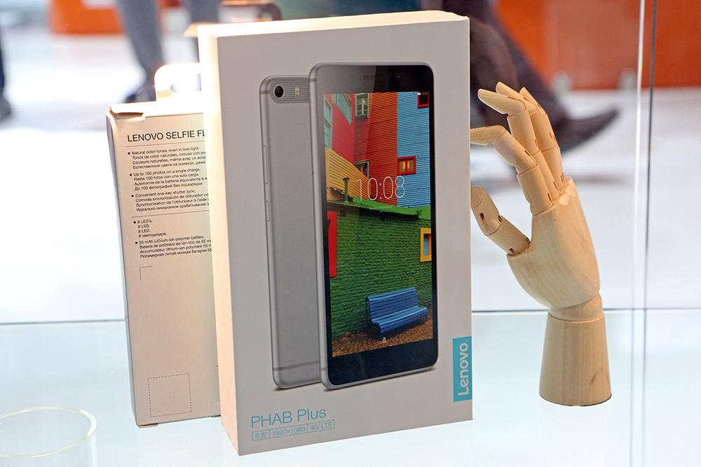 PHAB Plus на IFA 2015: первый взгляд на первый фаблет Lenovo - 17