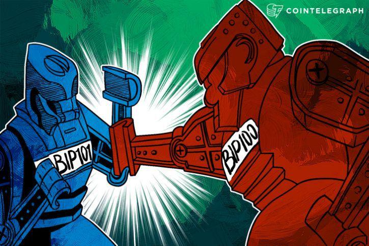 Битва за максимальный размер блока: Bitcoin XT уже не взлетит, BIP 100 набирает обороты - 1