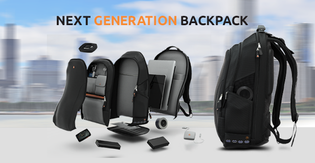 iBackPack — рюкзак из недалекого будущего - 2