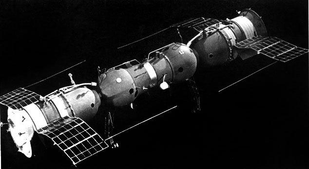 Почему «Союз» летел к МКС двое суток или занимательная баллистика - 2