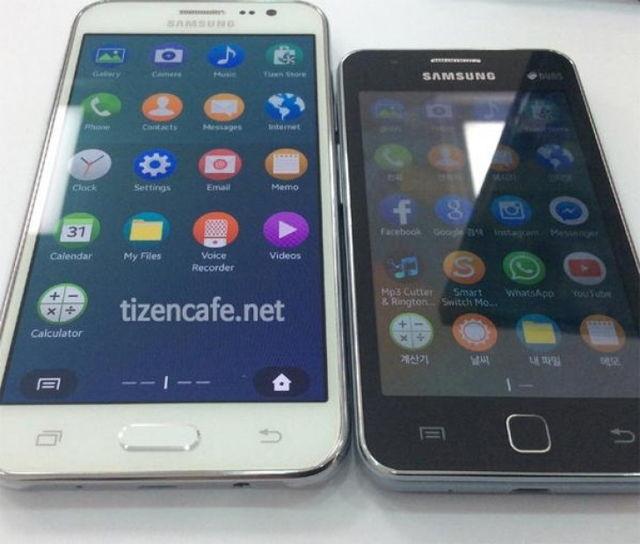 Смартфон Samsung Z3 засветился на фото