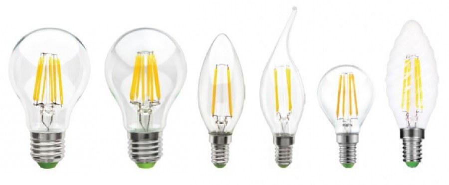 Светодиодные лампы Navigator Filament - 2