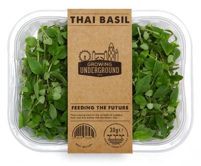 В подземных бункерах Лондона теперь выращивают салат - 2