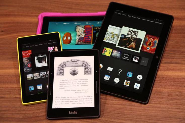 Планшет Amazon с шестидюймовым дисплеем будет пущен в продажу во время предновогоднего сезона