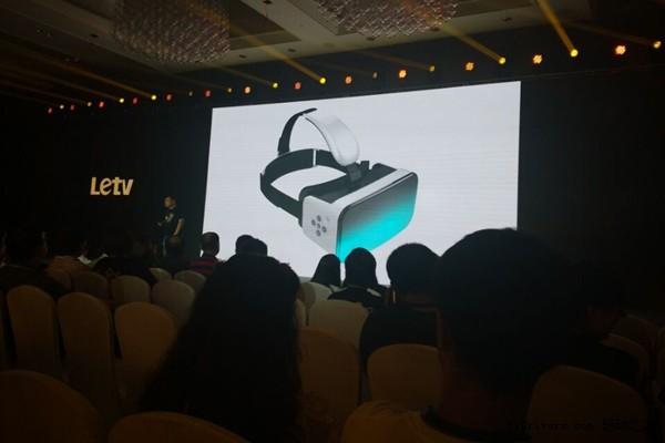 LeTV вышла на рынок виртуальной реальности со своей первой гарнитурой