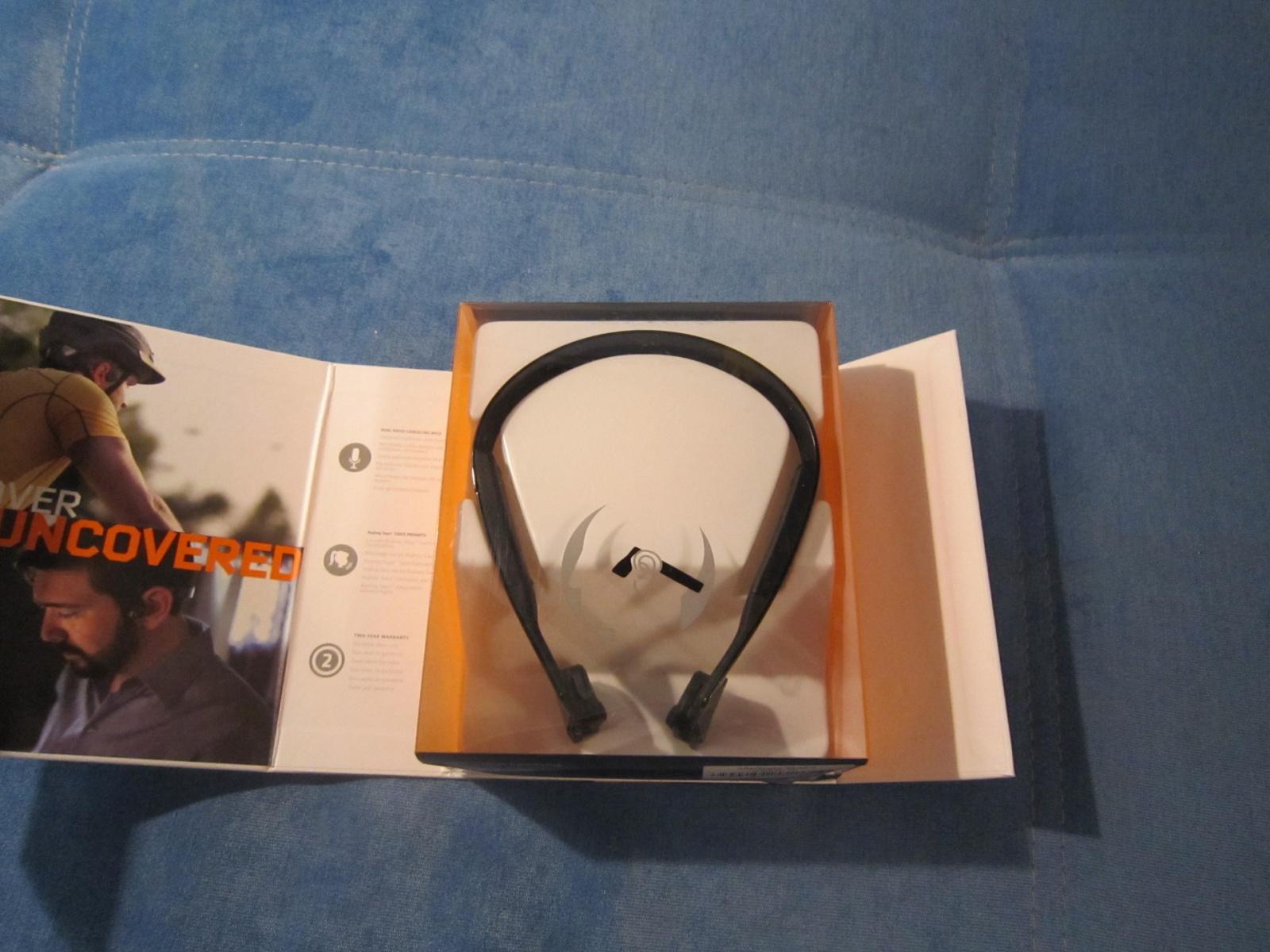 Sound Around беспроводные наушники с технологией костной проводимости - 2