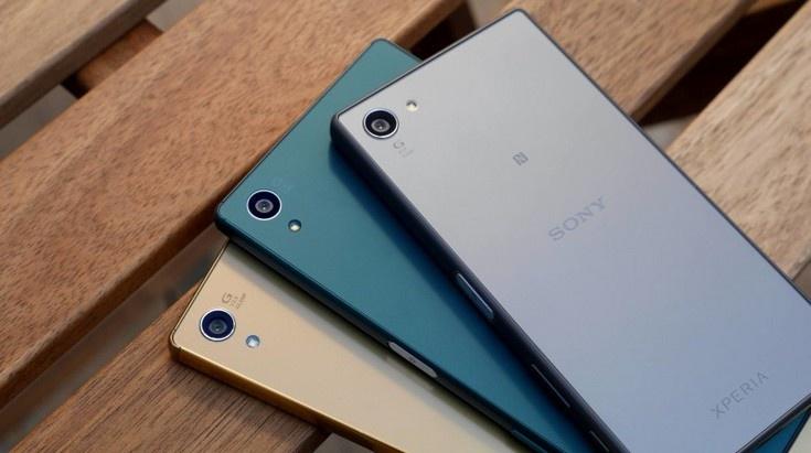 Смартфон Sony Xperia Z5 Premium крайне редко отображает данные в режиме Ultra HD