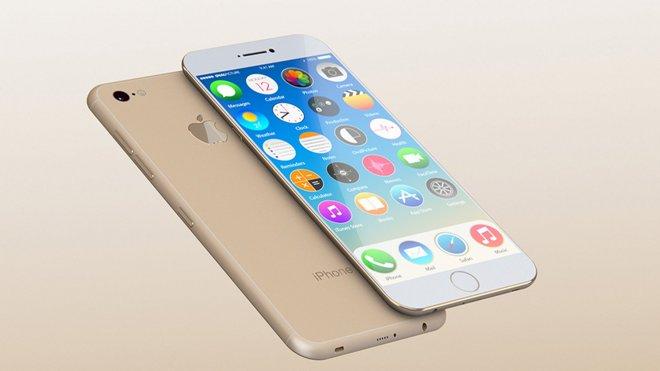концепт-арт iPhone 7