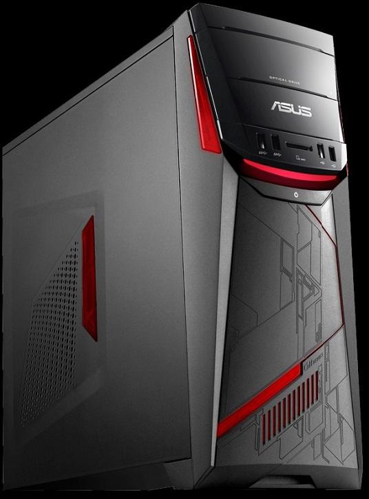 ПК Asus ROG G11 оснащается видеокартами от Nvidia GeForce GTX 980 до GTX 745