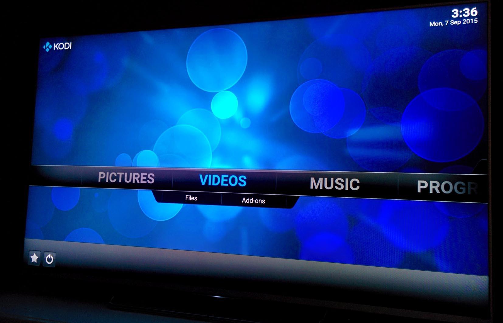 Обзор true Android TV на примере Sony 55w807c - 11