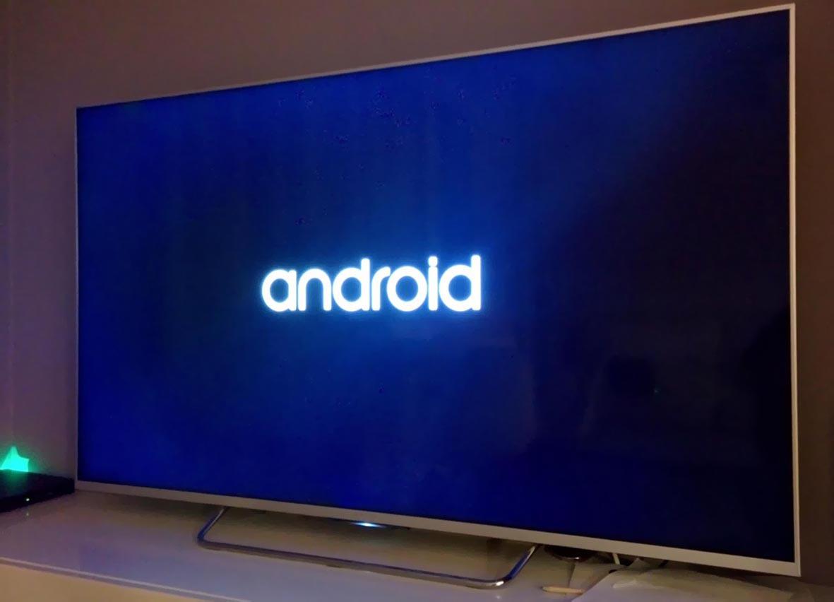 Обзор true Android TV на примере Sony 55w807c - 1