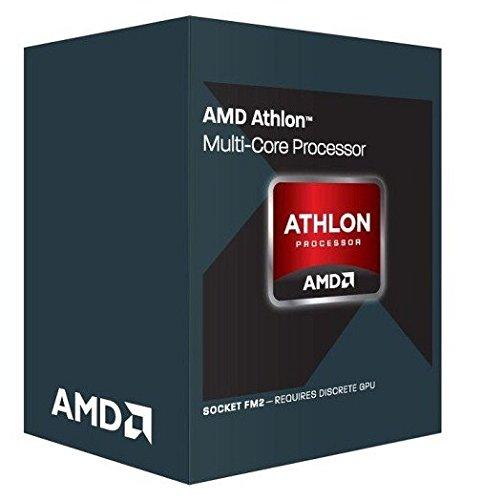 AMD готовит процессор Athlon X4 880K в исполнении FM2+
