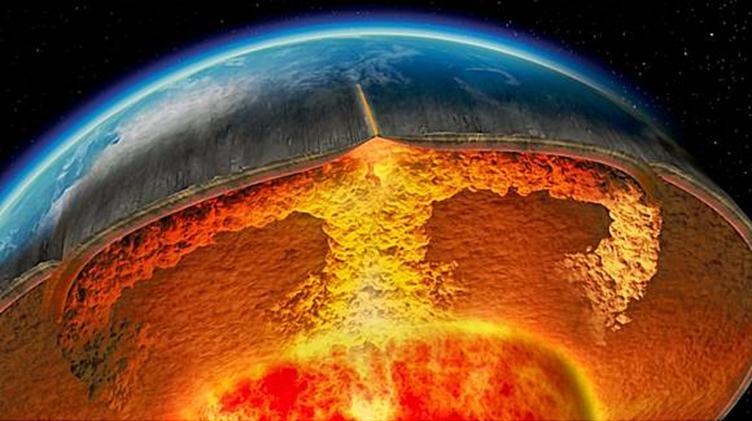 Сейсмологи из Беркли создали 3D-карту глубинных слоев Земли - 1
