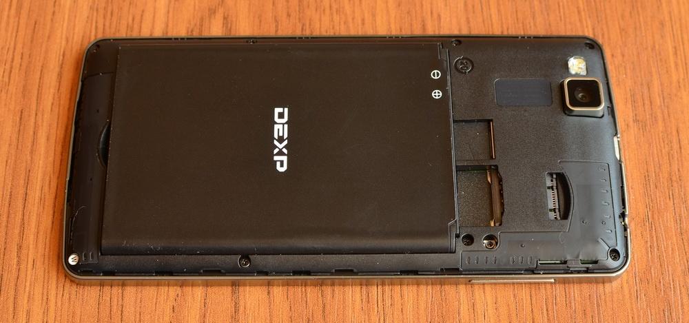"""Смартфон DEXP Ixion ML2 5"""": мощный аккумулятор на рекордные 5 200 мАч, HD-экран и неделя автономки - 20"""