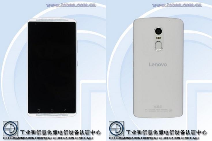 Смартфон Lenovo Vibe X3 оснастят 3 ГБ ОЗУ