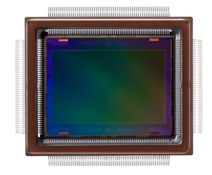 Новый датчик изображения Canon имеет рекордное для своего размера разрешение 19580 x 12600 пикселей