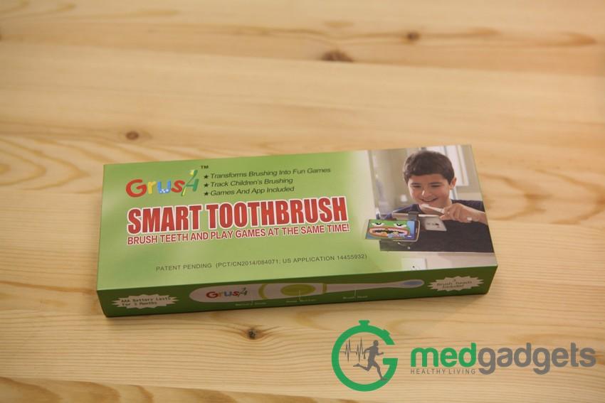 Зубная щетка для детей Grush: превращаем рутину в игру - 3
