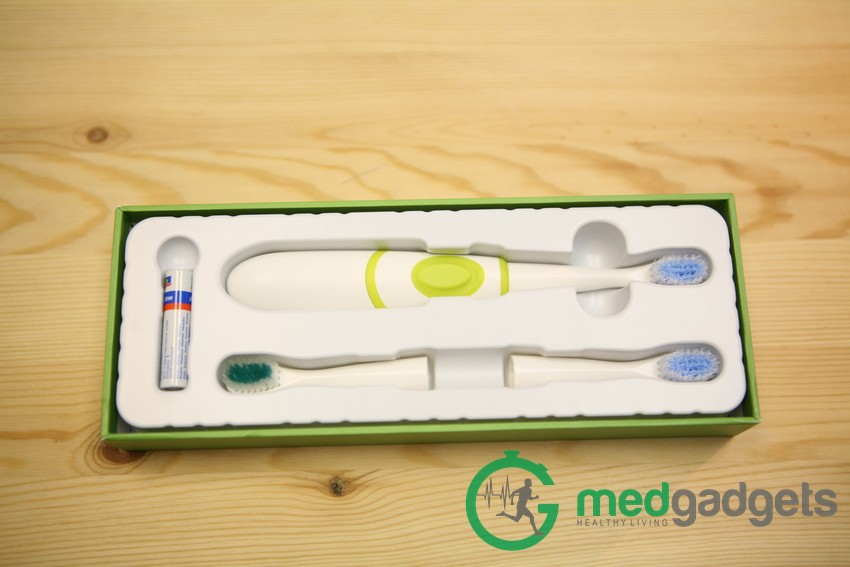 Зубная щетка для детей Grush: превращаем рутину в игру - 4