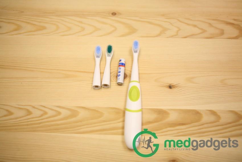 Зубная щетка для детей Grush: превращаем рутину в игру - 1