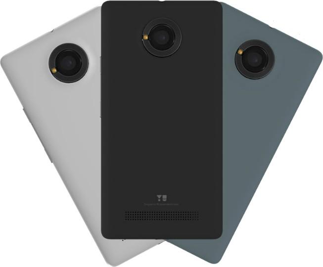 Смартфон Micromax Yu Yunique оценили всего в $75