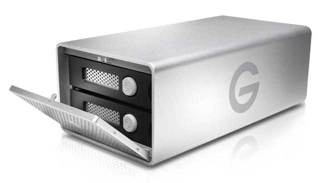 Серию G-Technology Evolution пополнило хранилище G-SPEED Studio XL с двумя адаптерами ev Series и другие новинки