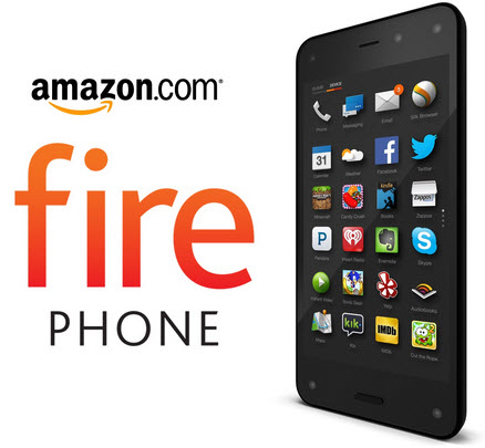 Amazon прекратила продажи смартфона Fire Phone