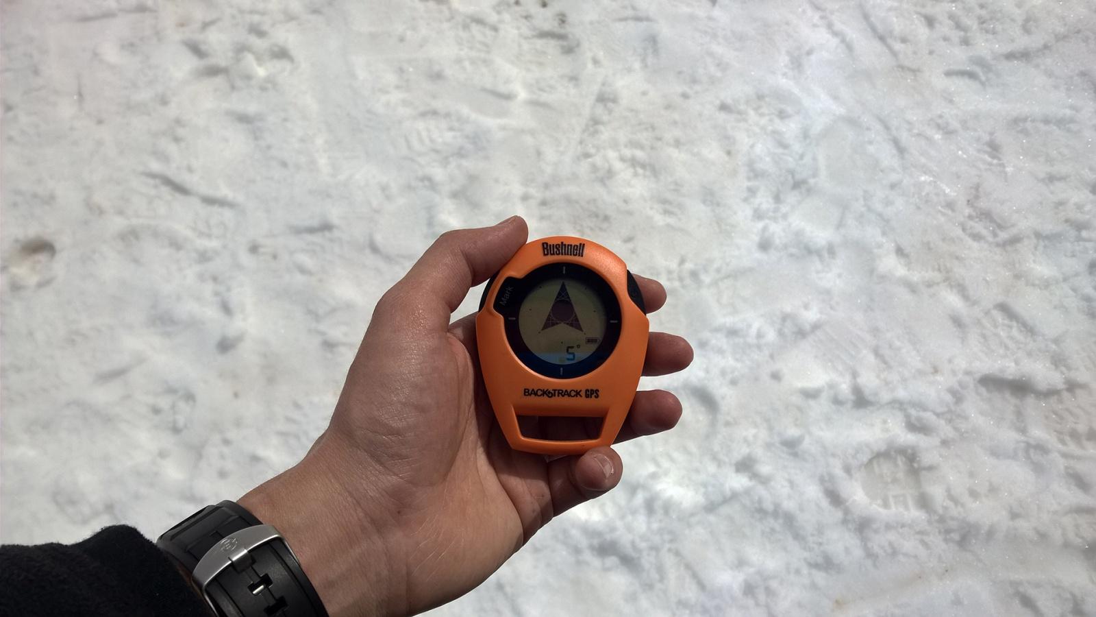 GPS-возвращатель Bushnell BackTrack и реальный мир - 10