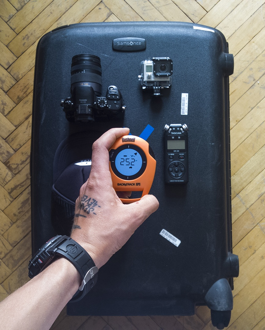 GPS-возвращатель Bushnell BackTrack и реальный мир - 4