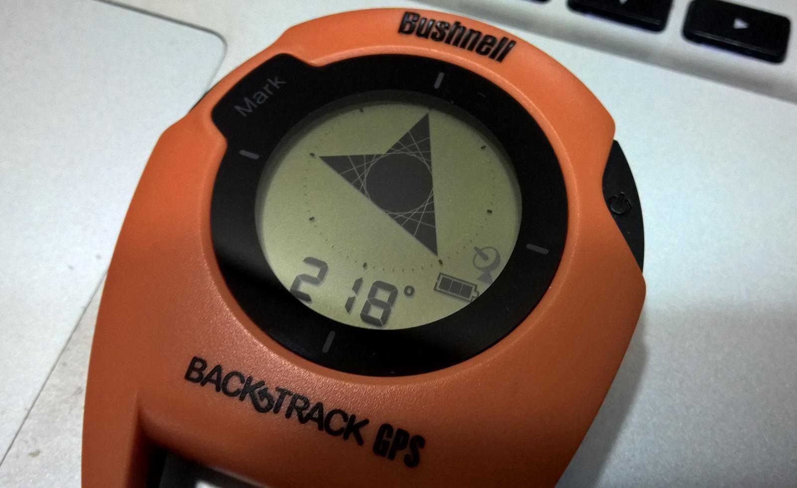 GPS-возвращатель Bushnell BackTrack и реальный мир - 6