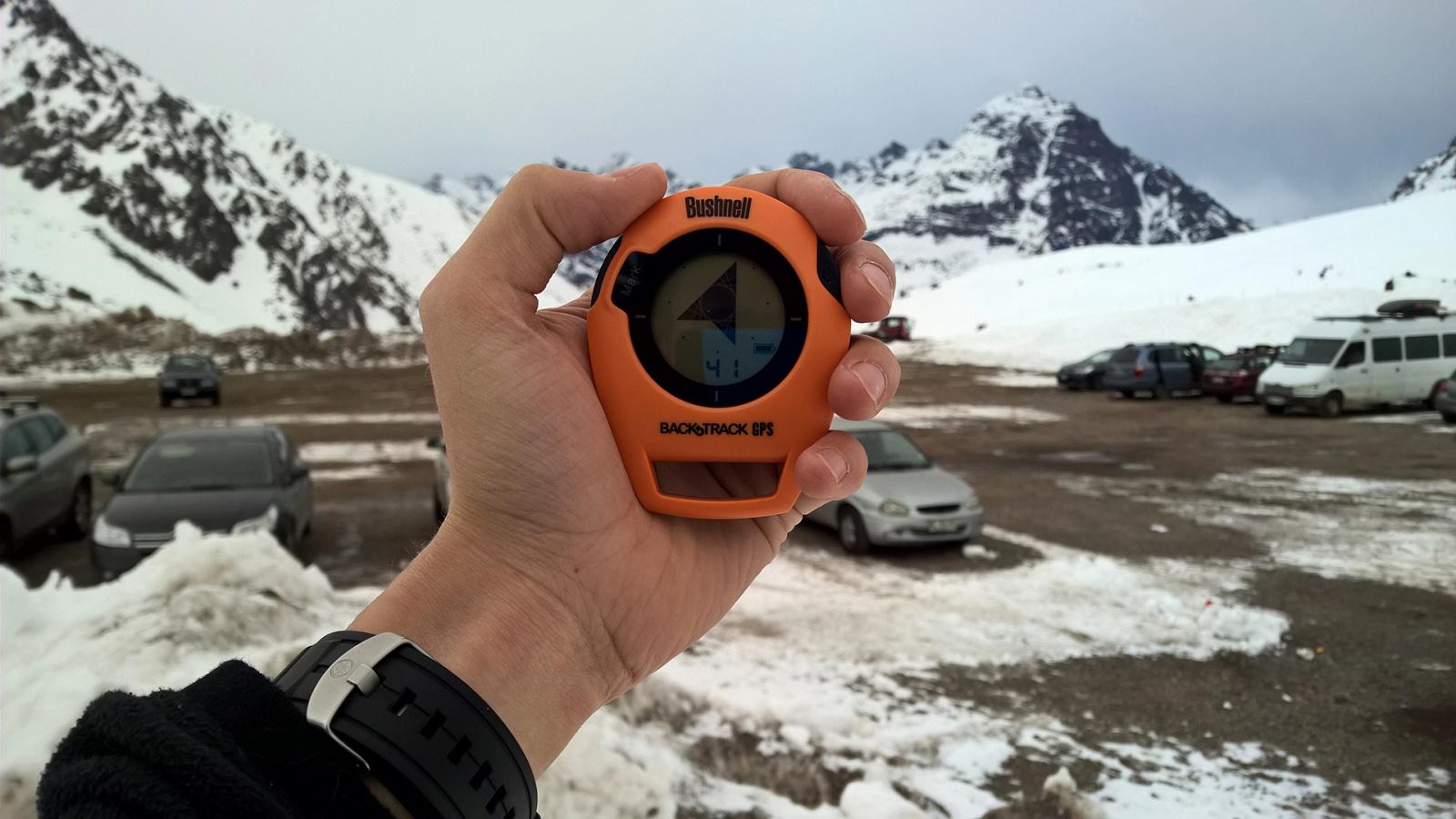 GPS-возвращатель Bushnell BackTrack и реальный мир - 8