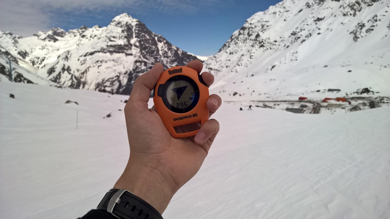 GPS-возвращатель Bushnell BackTrack и реальный мир - 9