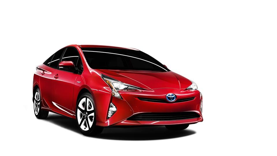Toyota анонсировала новый Prius - 1