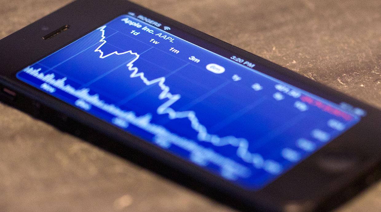 Инвесторы Apple не оценили презентацию: котировки корпорации падают - 1